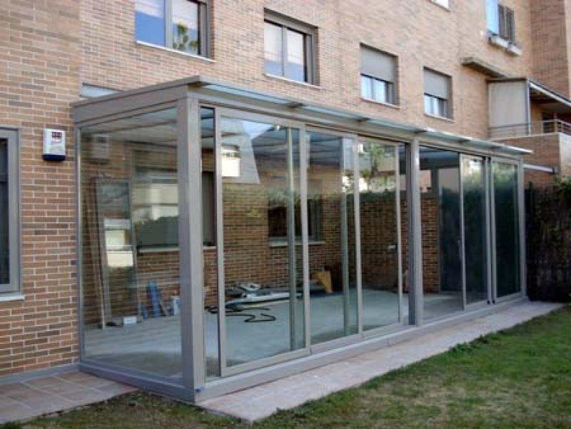 Celosias de aluminio para terrazas awesome cheap pergola - Terrazas de aluminio ...