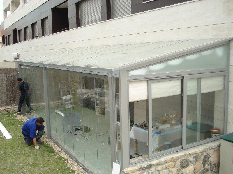 Carpinter a met lica madrid imetesa presupuestos ventanas for Techos economicos para viviendas